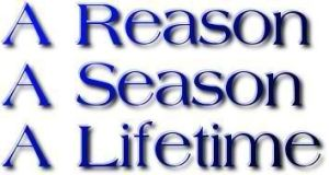 reason-season-lifetime