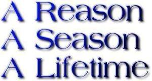 reason-season-lifetime